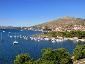 Trogir w Chorwacji
