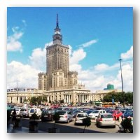 Capitol of Poland